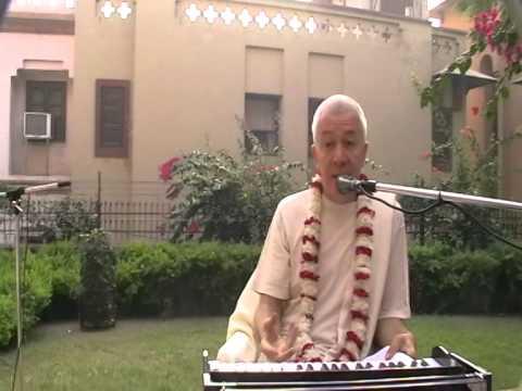 Шримад Бхагаватам 11.3.29 - Чайтанья Чандра Чаран прабху