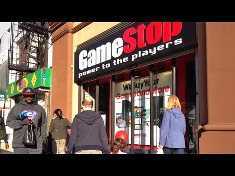 Gamestop plunges about 20% from weak console demand: Quarterly report