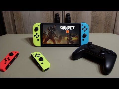 Why is The NEW Call Of Duty NOT On The Nintendo Switch??