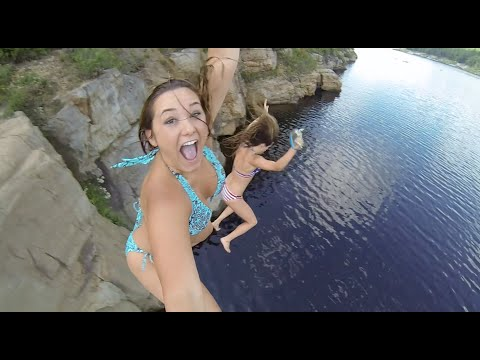 NEPA Cliff Jumping