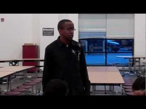 Youth Speaker: Henry Flowers: Trifling Teens & Time Wasted (Full Video)