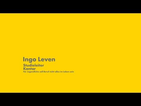 Shell Jugendstudie 2019: Ingo Leven
