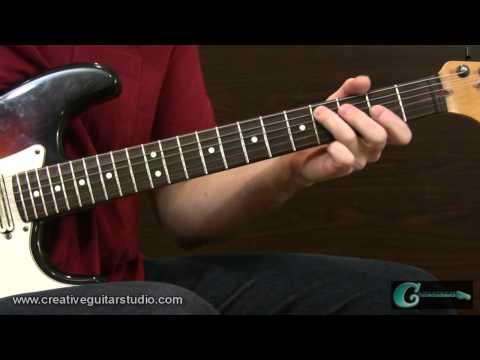 GUITAR TECHNIQUE: Multi-String (Double-Note) Bending
