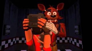 Friendly Foxy FNAF Gmod Animation