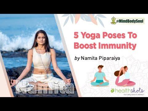 yoga masterclass  5 yoga poses to boost your immunity