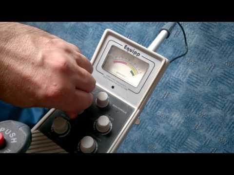 Equipp GC-1006 fémkereső (metal detector)
