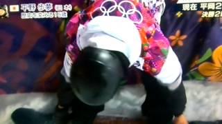 平野歩夢!ソチオリンピックハーフパイプ決勝! 平野歩夢 検索動画 27