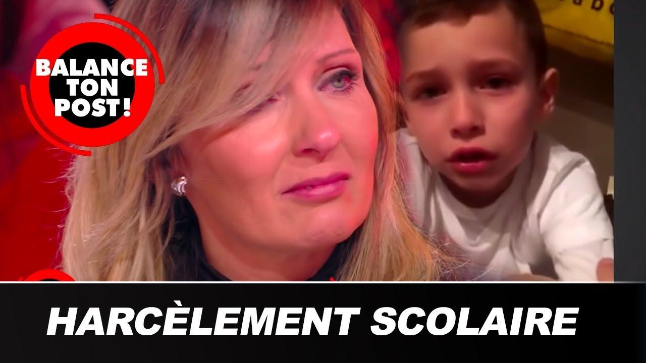 La maman de Charlie, victime de harcèlement aux bord des larmes dans Balance Ton Post