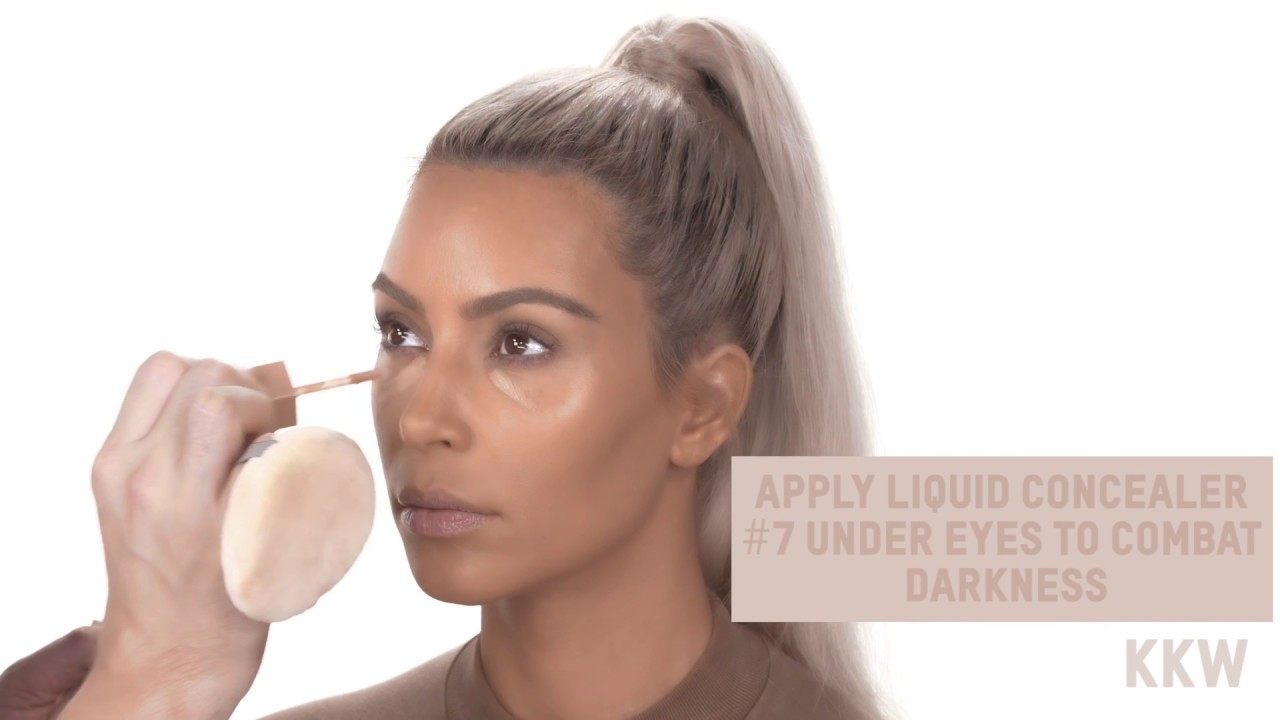 KKW BEAUTY: Conceal, Bake, Brighten with Mario Dedivanovic