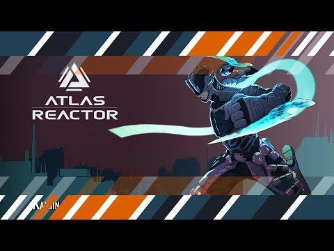 видео: Обзор на atlas reactor