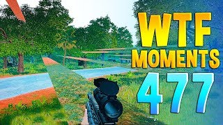 PUBG Daily Funny WTF Moments Highlights Ep 477