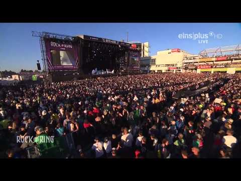 MANDO DIAO - BLACK SATURDAY and WET DREAMS at Rock am Ring 2014