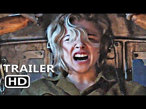 SHADOW IN THE CLOUD Official Trailer 2021 Chloë Grace Moretz Movie