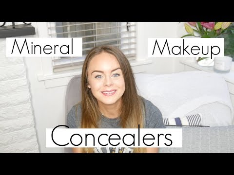 Mineral Makeup Concealer - The Best Mineral Makeup Concealers