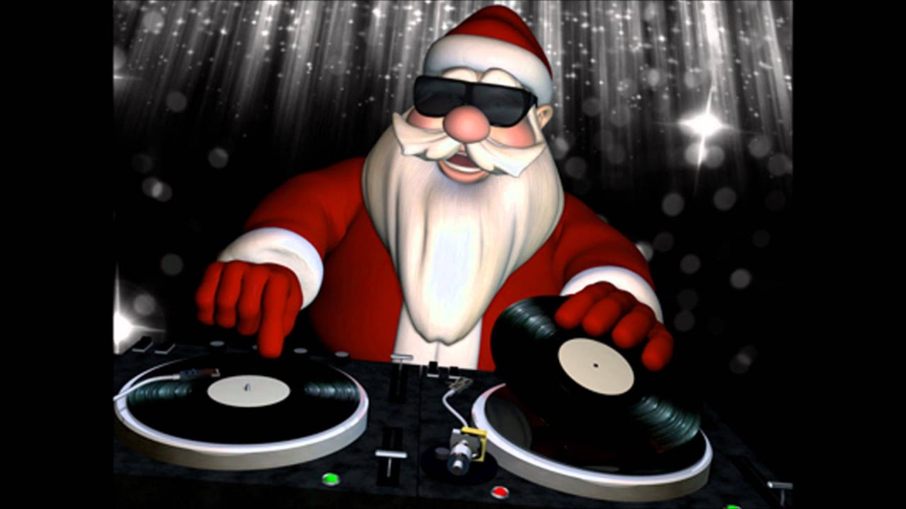 Wallpaper Girl Happy Christmas Party House Music By Vibezone Dj Youtube