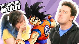 Show of the Weekend: Dragon Ball Z Kakarot and Luke's Super Saiyan Superfan Quiz