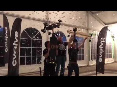 [EVOLVE SKATEBOARDS KOREA] World cup Promo fine cut 2
