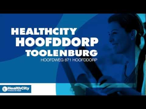 Welkom bij HealthCity Hoofddorp Toolenburg