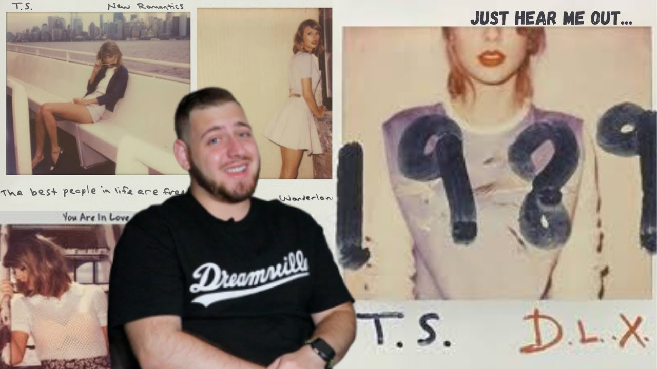 REACTING To TAYLOR SWIFT'S 1989 Deluxe Tracks + Voice Memos For The FIRST TIME