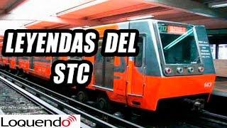 Leyendas urbanas de mexico 8 (El metro 2) (Modificado)