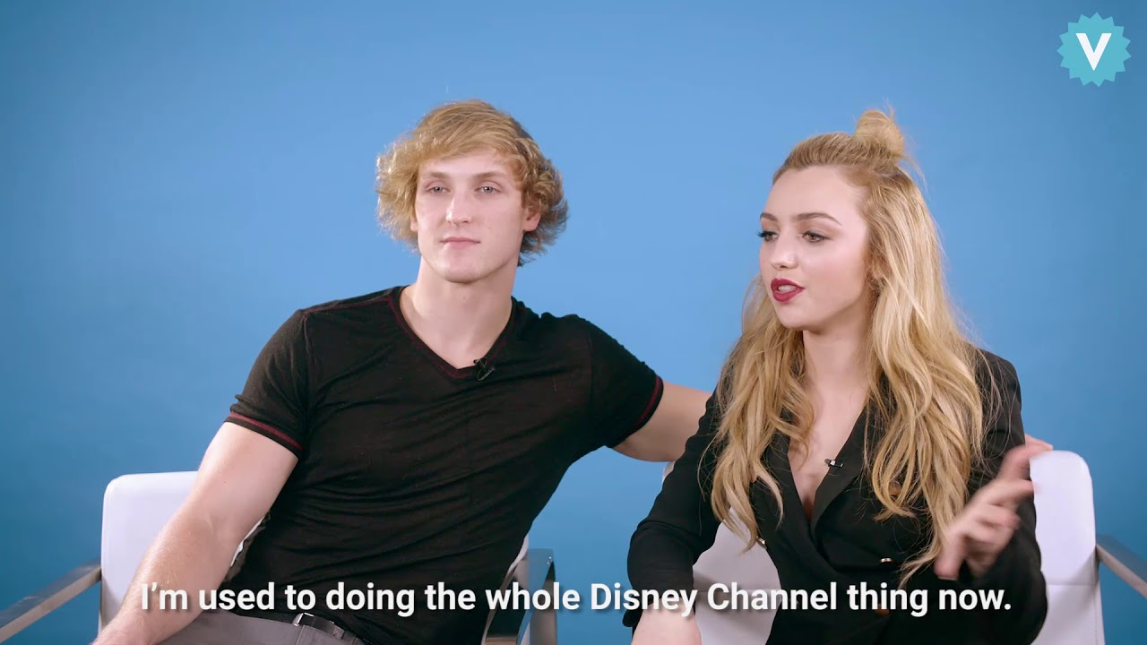 logan paul and peyton list discuss breaking out of vine and the