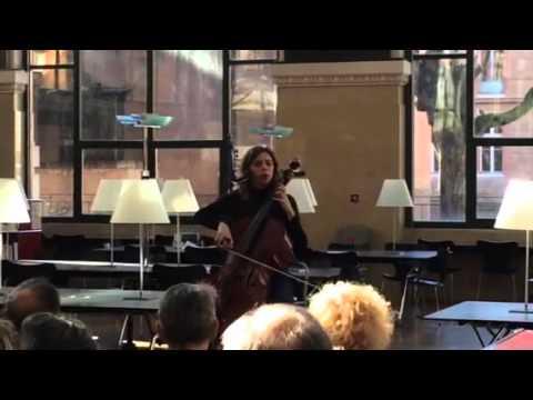 Music'Halte avec Eugènie Ursch