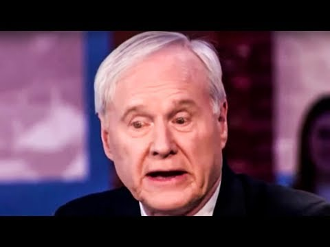 Chris Matthews Finally Goes FULL Nuts On Bernie Sanders