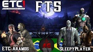 vuclip MKXL: [FT5 - SANGUE E SUOR] ETC-Aramos VS. SleepyPlayer