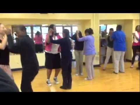 Dancing Principals, Michelle Bodden-White, UFT Charter School