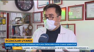 2021-03-18 - TEİS - TVNet - Sahte Dezenfektan Haberi - Ecz Kadir Sedat Sofugil