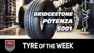 видео Bridgestone Potenza S001