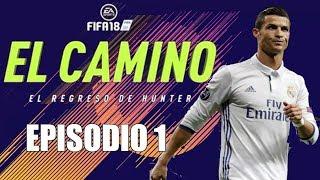 FIFA 18|ELCAMINO| CRISTIANO NOS DA SU CAMSETA!! #1