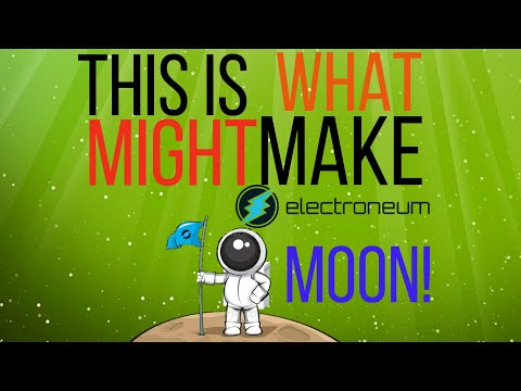 This is what will make electroneum moon!!