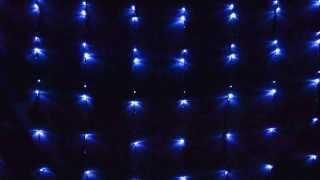 Светодиодная гирлянда водопад, 400 светодиодов(, 2013-12-02T11:41:48.000Z)
