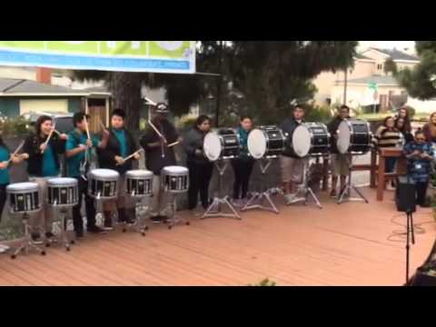 Environmental Charter High School Band and Drumline #3  Cadence