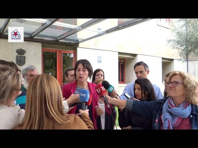 Presentación do grupo do BNG no Parlamento Galego