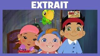 Disney Junior - Extrait Jake et les Pirates du Pays Imaginaire : Le retour de Peter Pan