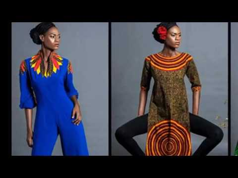 African Couture Fashions