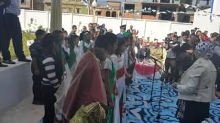 الاحتفال بتدشين مقر أمن دائرة قديل بوهران