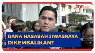 Bocoran Pengembalian Dana Nasabah Jiwasraya - JPNN.com