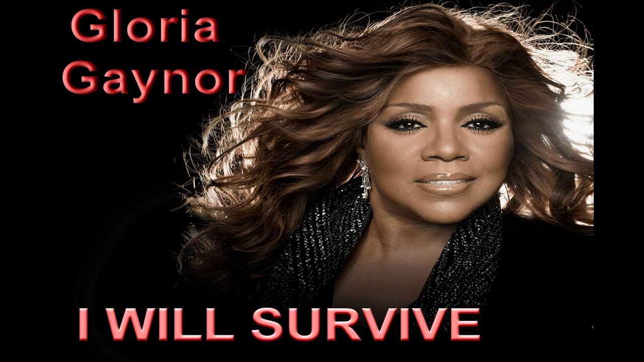 I Will Survive Gloria Gaynor Lyrics Youtube