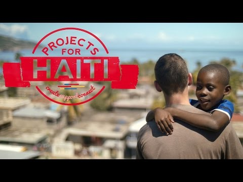 Projects For Haiti - Spring Break Missions Trip 2016