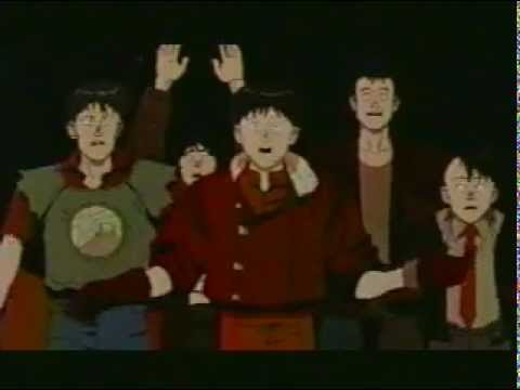 The Offspring - Come Out and Play - Akira Anime
