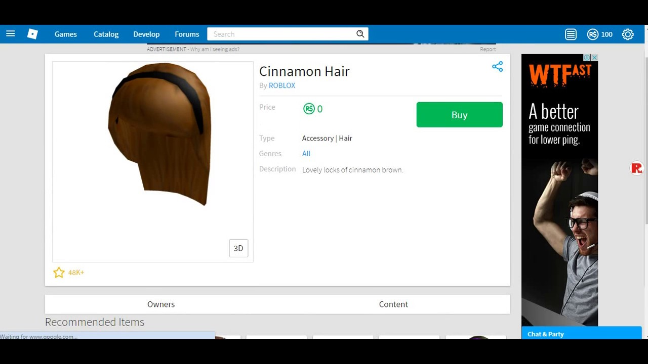How To Get Free Robuxitems On Roblox For Free New Youtube