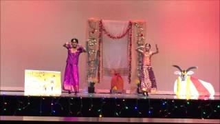 TRISHA SANKRANTHI 2015 DANCE