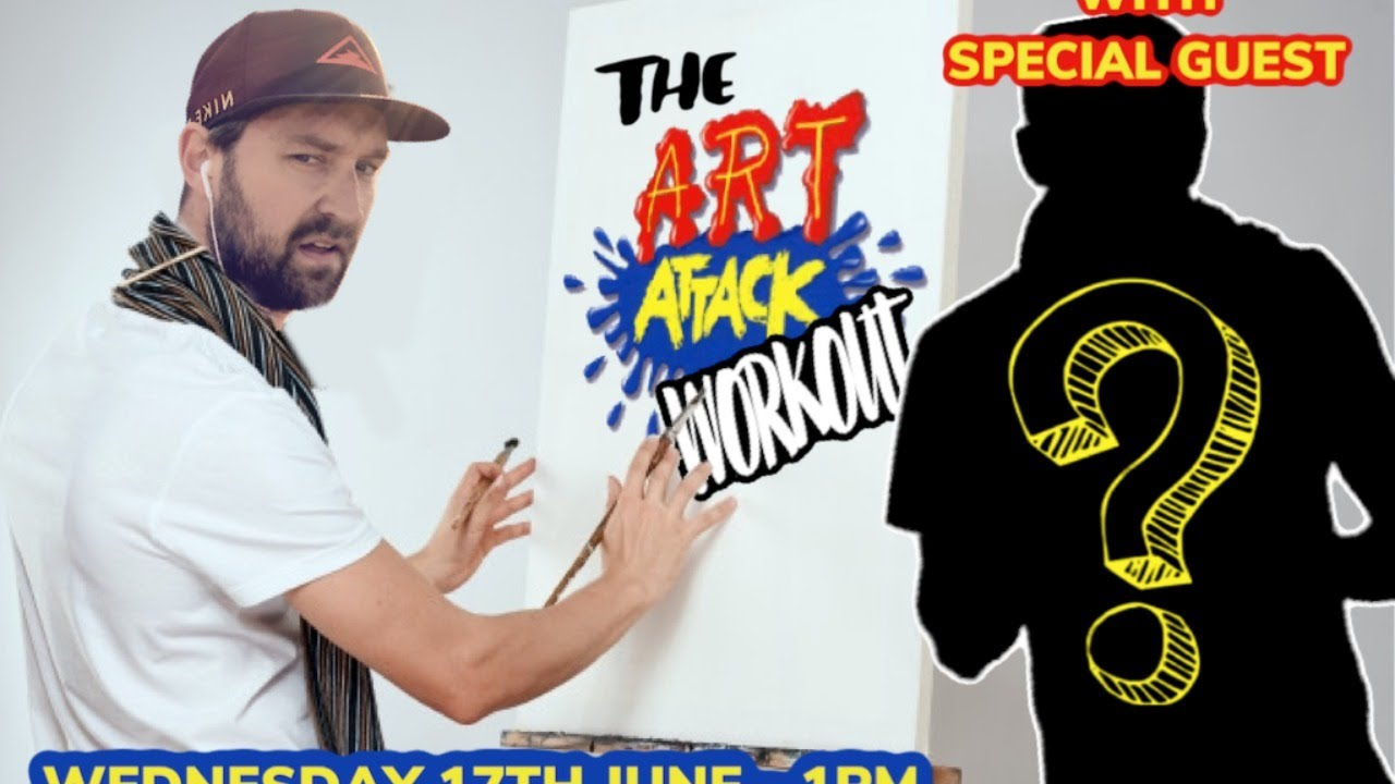 Live: The Art Attack Workout