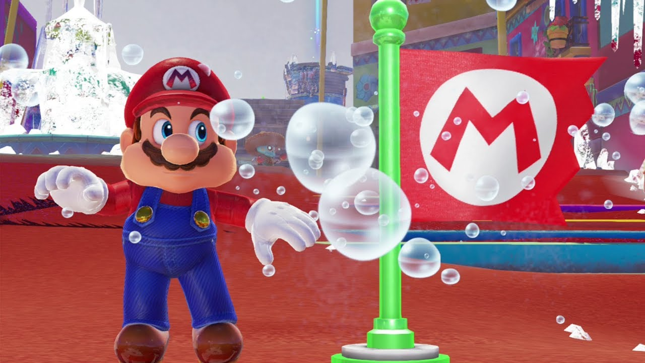 Super Mario Odyssey: The Lost Kingdoms - Walkthrough - #03