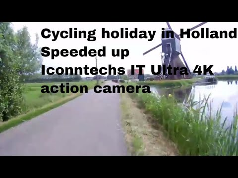Holland Cycling Holiday May 2017 Speeded Up