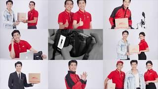 Noo Phước Thinh cùng J&T Express Vietnam khoảnh khắc Behind the Scenes