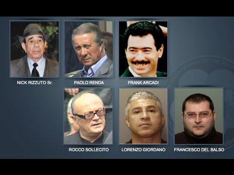 Infiltrating Vito Rizzuto's Mafia clan; Inside Project Colisée  Lutte contre le clan Rizzuto